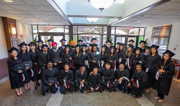 دانش آموختگان رشته MBA دانشگاه کانادا وست