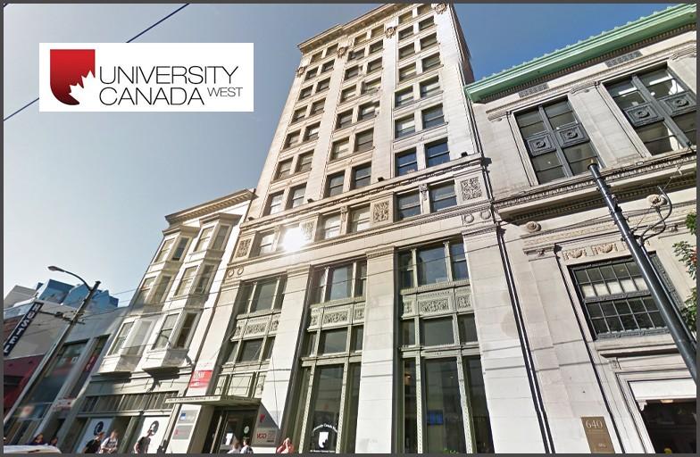 دانشگاه کانادا وست